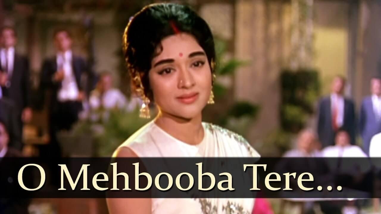 Shankar-Jaikishan O Mehbooba