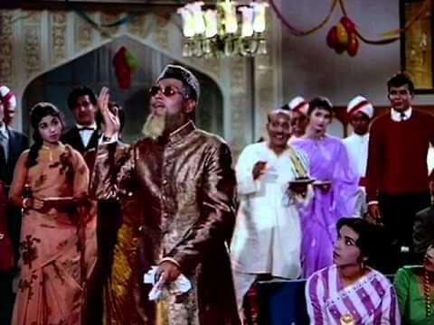 Chhalke Teri Ankhon Se - Mohammed Rafi - Arzoo [1965 ...
