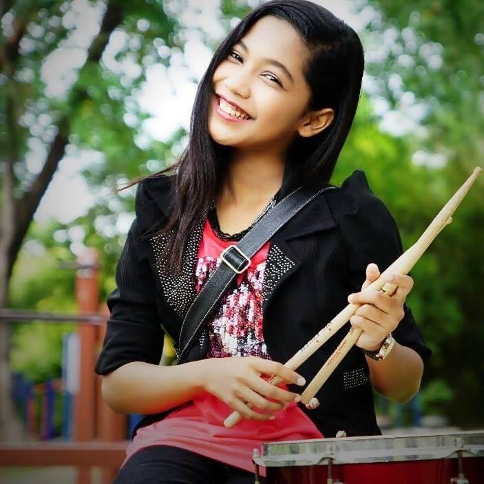 Nur Amira Syahira - A Child Prodigy Drummer from Malaysia